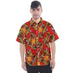 Vegewaiian - Men s Short Sleeve Shirt