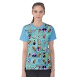 DOFM F tshirt - Women s Cotton Tee