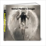Social Phobics Escape - 6x6 Photo Book (20 pages)