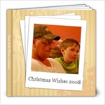 Christmas Photobook - 8x8 Photo Book (30 pages)