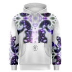Fractal Space Hood-ie - Men s Pullover Hoodie