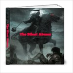 The Silent Abuser - 6x6 Photo Book (20 pages)