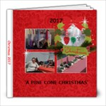CHRISTMAS 2017 - 8x8 Photo Book (20 pages)