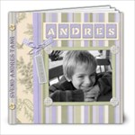 Photobook Andy - 8x8 Photo Book (20 pages)
