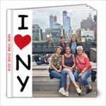 NYC2018-1 - 8x8 Photo Book (20 pages)