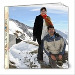 Swiss Photobook - 8x8 Photo Book (30 pages)