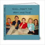 mom and dad away - 6x6 Photo Book (20 pages)