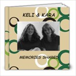 Keli 4 - 8x8 Photo Book (20 pages)