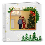 Christmas-2007 - 8x8 Photo Book (20 pages)