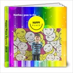 Happy Place 2019 - 8x8 Photo Book (20 pages)