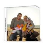 אלבום משפחי 2019  - 6x6 Deluxe Photo Book (20 pages)