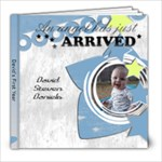 David First Book - 8x8 Photo Book (20 pages)