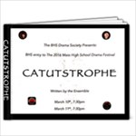 Josh - Catutstrophe v2 - 7x5 Photo Book (20 pages)