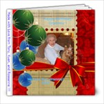 Grammy B-day 2008 - 8x8 Photo Book (20 pages)