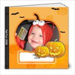 Fall Fun #2 - 8x8 Photo Book (20 pages)