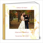 Wedding book2 - 8x8 Photo Book (20 pages)