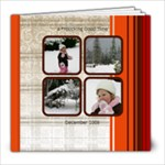 December Snow - 8x8 Photo Book (20 pages)