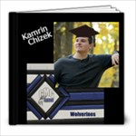 Kamrin Chizek - 8x8 Photo Book (20 pages)