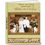 50th Anniversary - 8x10 Deluxe Photo Book (20 pages)