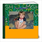 Haven book - 8x8 Photo Book (20 pages)