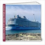 isa cruise - 8x8 Photo Book (20 pages)