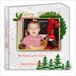 Bethany s Christmas 2008 - 8x8 Photo Book (20 pages)