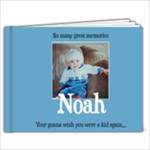 noah - 11 x 8.5 Photo Book(20 pages)