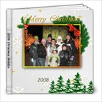 Christmas Album - 8x8 Photo Book (20 pages)