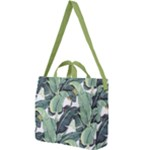 Square Shoulder Tote Bag
