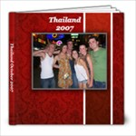 Thailand - 8x8 Photo Book (30 pages)
