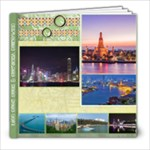 2019 Thailand & Hong Kong  - 8x8 Photo Book (20 pages)