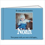 noah (from Admin) - 11 x 8.5 Photo Book(20 pages)