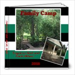 Family Camp 18 - 8x8 Photo Book (20 pages)
