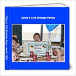 Colton s 11th birthday - 8x8 Photo Book (20 pages)