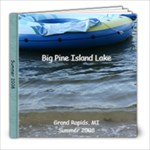 Pine Island - 8x8 Photo Book (20 pages)