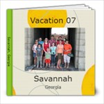 savannah - 8x8 Photo Book (20 pages)