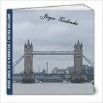 BRITISH ISLES - 8x8 Photo Book (20 pages)