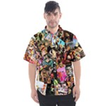 Muppet Buttowndown Shirt - Men s Short Sleeve Shirt