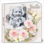 Julie Book 1 - 12x12 Photo Book (20 pages)
