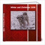 Christmas2008-Home and Maryannes - 8x8 Photo Book (20 pages)
