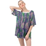chiffon oversized top wisteria lane - Oversized Chiffon Top