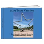 2019 Texas Vacation - 9x7 Photo Book (20 pages)