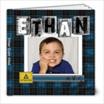 Ethan Scrapbook 2019 - 8x8 Photo Book (20 pages)