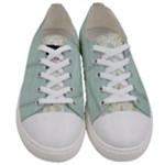 Sneakers1 - Women s Low Top Canvas Sneakers