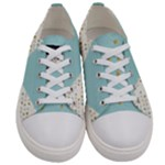 Sneakers2 - Women s Low Top Canvas Sneakers