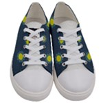 Sneakers4 - Women s Low Top Canvas Sneakers