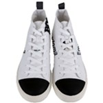 sneakers6 - Men s Mid-Top Canvas Sneakers