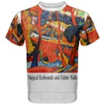 T-shirt - cotton - men s large  - Men s Cotton Tee
