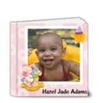 hazel - 4x4 Deluxe Photo Book (20 pages)