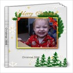 Christams 2008 - 8x8 Photo Book (20 pages)